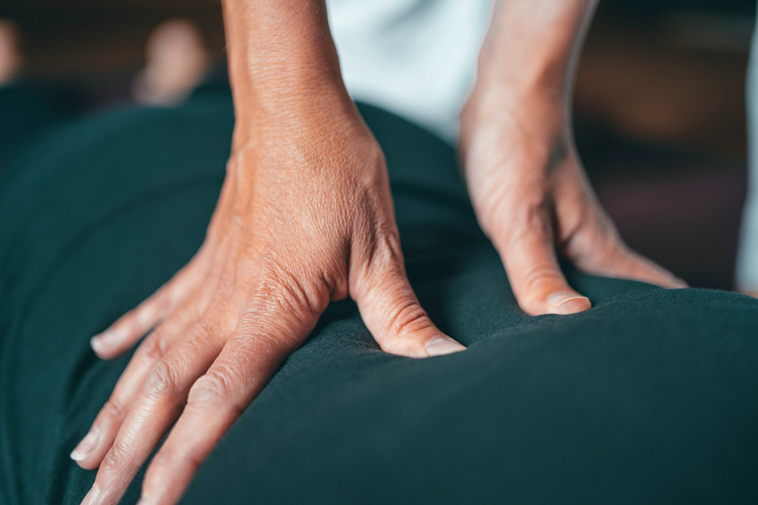 At Your Fingertips. The Art Of Tantric Massage London
